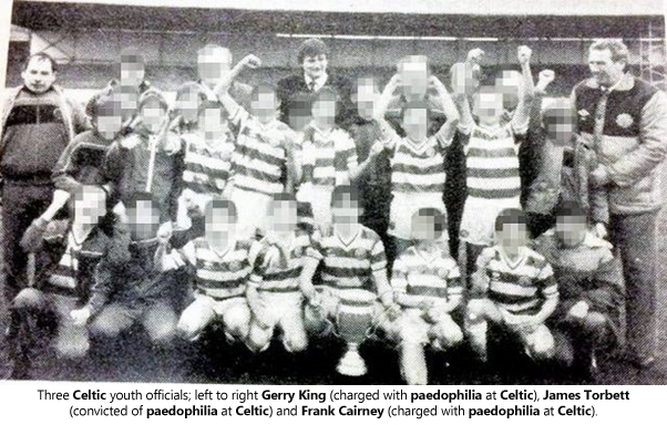 paedophile ring at celtic?